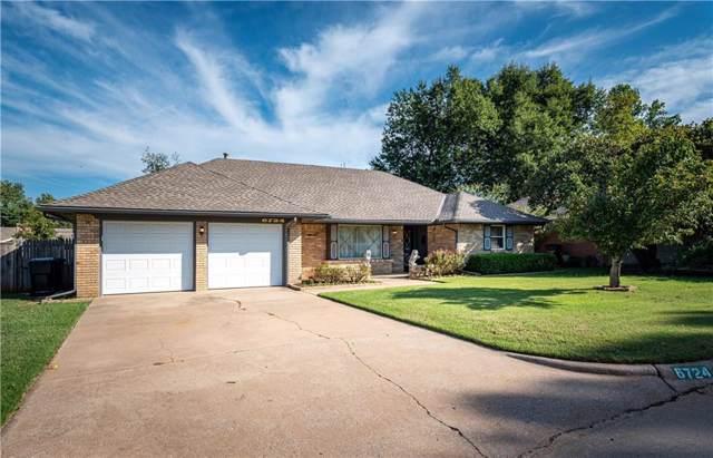 6724 Saint Marys Place, Oklahoma City, OK 73132 (MLS #885251) :: Homestead & Co