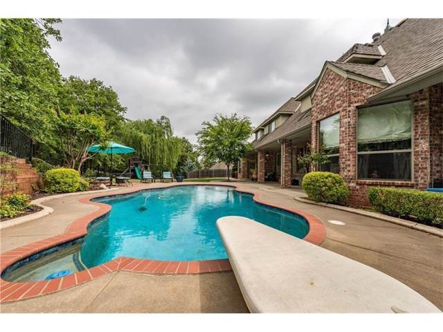 3125 Cumberland Drive, Edmond, OK 73034 (MLS #885272) :: Homestead & Co