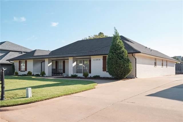 11208 Leaning Elm Road, Oklahoma City, OK 73120 (MLS #885286) :: Homestead & Co