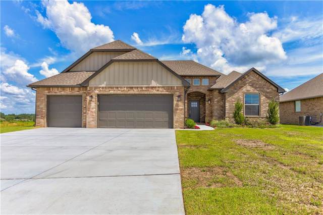 12515 Forest Terrace, Midwest City, OK 73020 (MLS #885289) :: KING Real Estate Group