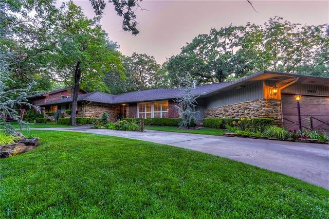 2021 N Briarcliff Avenue, Bethany, OK 73008 (MLS #885306) :: The Oklahoma Real Estate Group