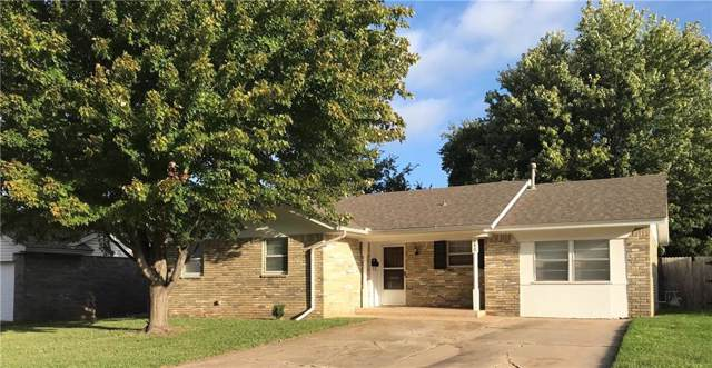 340 Overton Drive, Norman, OK 73071 (MLS #885322) :: Homestead & Co