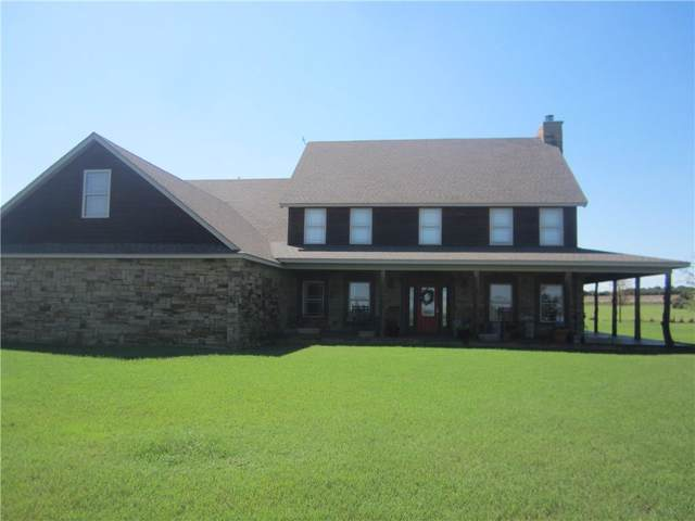 20966 E County Road 155, Altus, OK 73521 (MLS #885340) :: Homestead & Co