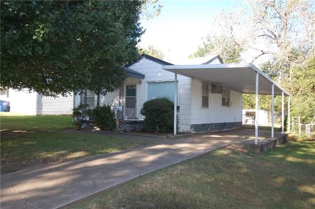 817 E Harding Street, Seminole, OK 74868 (MLS #885362) :: Homestead & Co