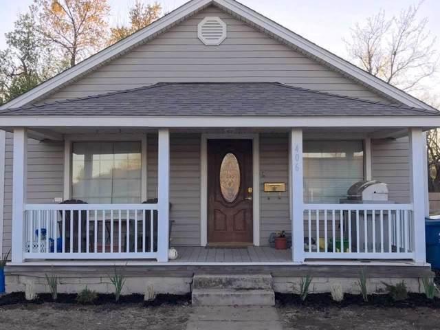 406 N College Street, Cordell, OK 73632 (MLS #885376) :: Homestead & Co