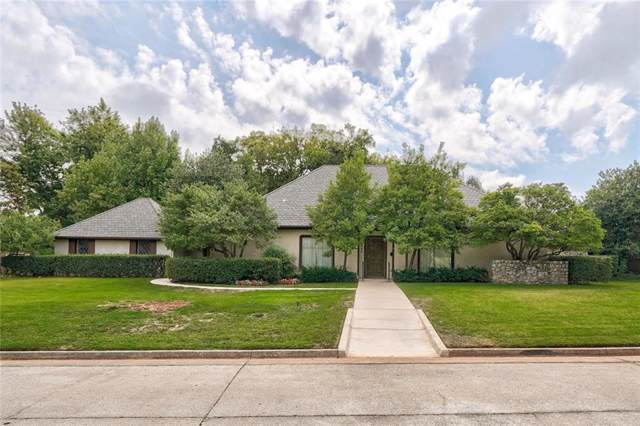 6923 Avondale Court, Nichols Hills, OK 73116 (MLS #885413) :: Homestead & Co