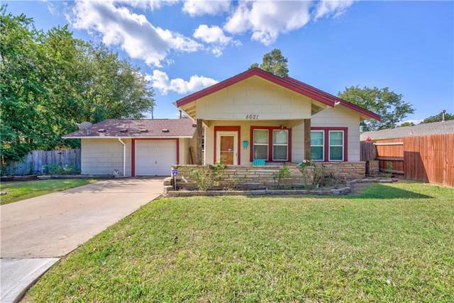 4621 N Linn Avenue, Oklahoma City, OK 73112 (MLS #885420) :: Erhardt Group at Keller Williams Mulinix OKC