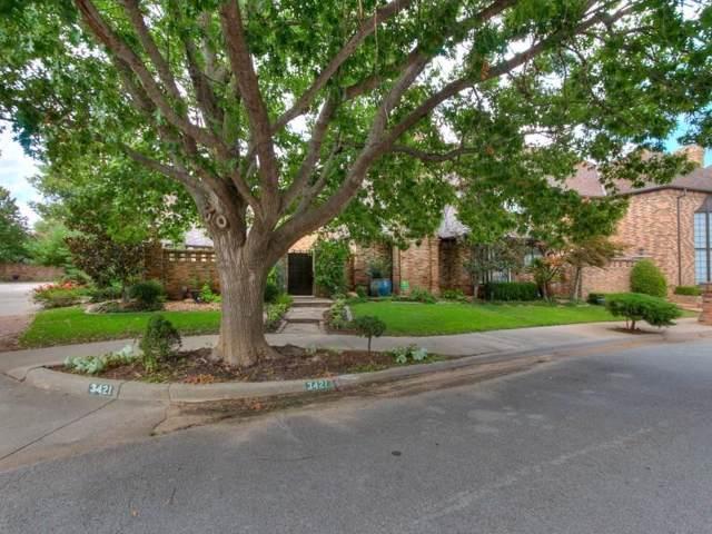 3421 Brookford Drive, Norman, OK 73072 (MLS #885455) :: Homestead & Co