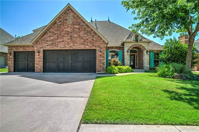 4332 Man O War Drive, Edmond, OK 73025 (MLS #885525) :: Homestead & Co