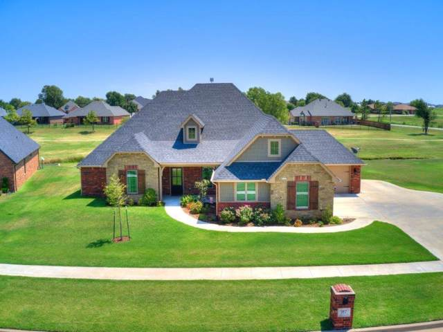917 Tara Lane, El Reno, OK 73036 (MLS #885531) :: Homestead & Co