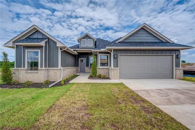 6321 NW 178th Circle, Edmond, OK 73012 (MLS #885538) :: Homestead & Co
