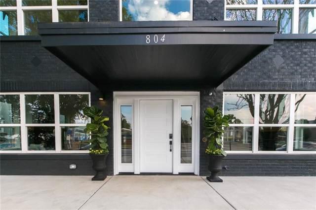 804 NW 23rd Street #1, Oklahoma City, OK 73106 (MLS #885595) :: Homestead & Co
