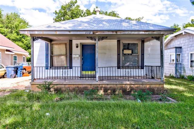 1119 NW 39th Street, Oklahoma City, OK 73118 (MLS #885604) :: Homestead & Co