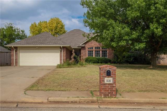 1121 Raliegh Court, Edmond, OK 73003 (MLS #885620) :: KING Real Estate Group