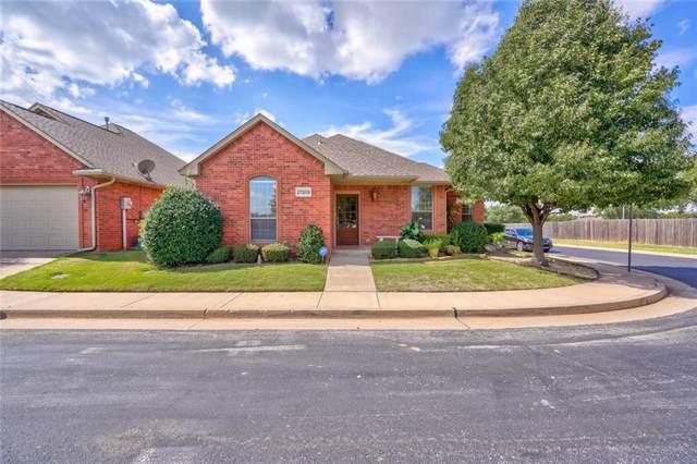 17209 Apple Tree Drive, Edmond, OK 73012 (MLS #885633) :: Homestead & Co