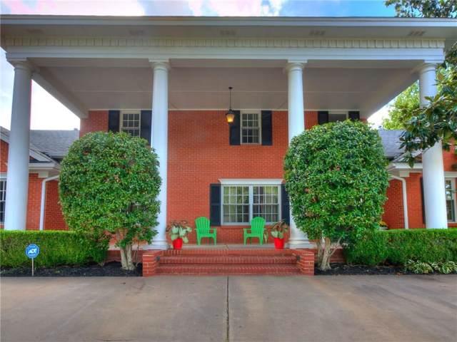 3400 Partridge Road, Oklahoma City, OK 73120 (MLS #885669) :: Homestead & Co