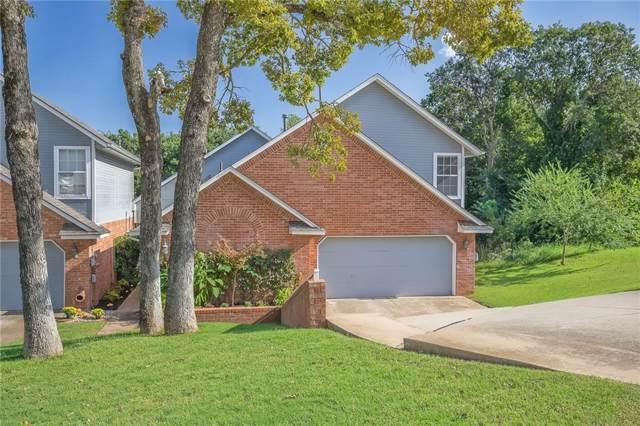 1612 Rustic Creek Terrace, Edmond, OK 73013 (MLS #885718) :: Homestead & Co