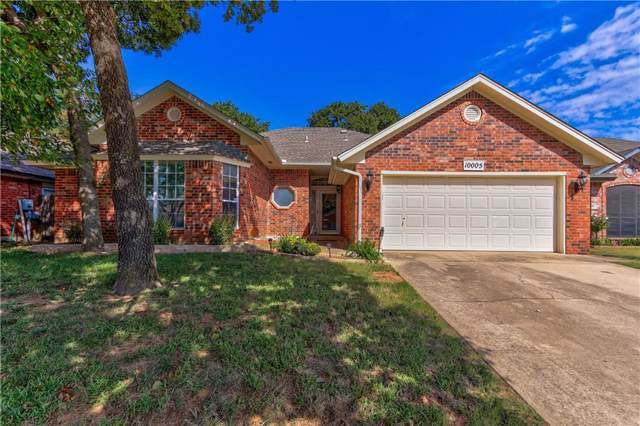 10005 Forest Lane, Midwest City, OK 73130 (MLS #885742) :: KING Real Estate Group
