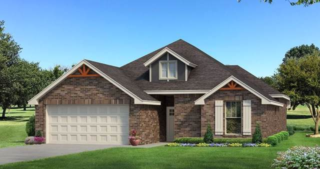 8325 NW 160th Street, Edmond, OK 73013 (MLS #885749) :: KING Real Estate Group