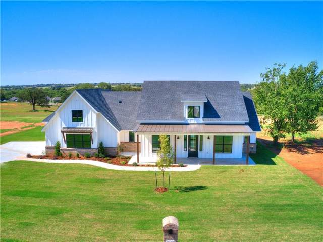 12125 Charles Court, Edmond, OK 73025 (MLS #885762) :: Homestead & Co
