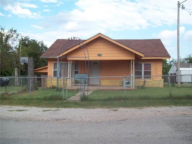 316 S Montie Street, Pauls Valley, OK 73075 (MLS #885777) :: Homestead & Co