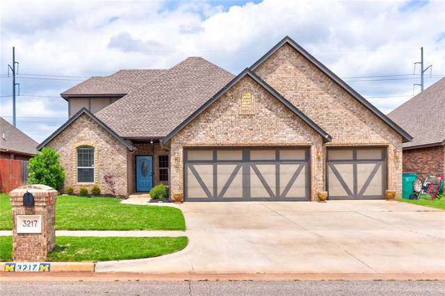 3217 NW 192nd Terrace, Edmond, OK 73012 (MLS #885778) :: Homestead & Co