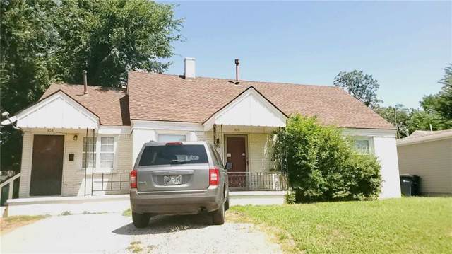 3031 NW 20th Street, Oklahoma City, OK 73107 (MLS #885785) :: Homestead & Co