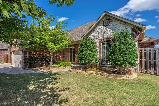 4300 Gallant Fox Drive, Edmond, OK 73003 (MLS #885788) :: Homestead & Co