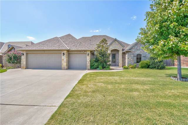 4633 Monarchos Drive, Edmond, OK 73025 (MLS #885811) :: Homestead & Co
