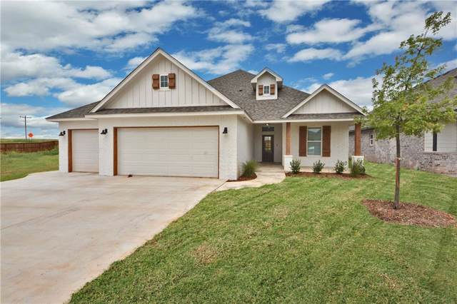 3421 NW 178th Terrace, Edmond, OK 73012 (MLS #885869) :: Homestead & Co