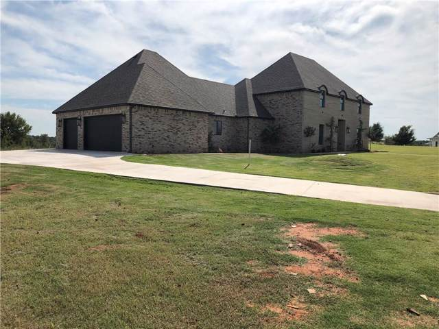 3878 Winding Ridge Drive, Blanchard, OK 73010 (MLS #885875) :: Homestead & Co