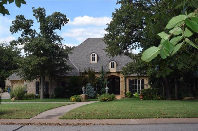 2553 Crestwood Drive, Jones, OK 73049 (MLS #885931) :: Homestead & Co