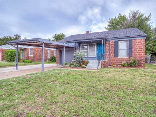 2917 NW 44th Street, Oklahoma City, OK 73112 (MLS #885937) :: Erhardt Group at Keller Williams Mulinix OKC