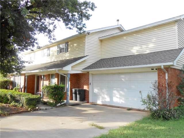 7328 N Hammond Circle, Warr Acres, OK 73132 (MLS #885990) :: Homestead & Co