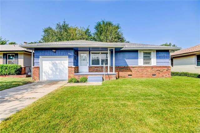 4505 NW 33rd Street, Oklahoma City, OK 73122 (MLS #885996) :: Homestead & Co