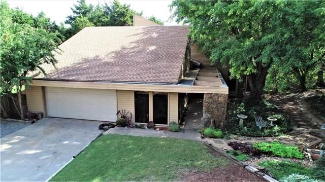 10332 N 2432 Circle, Weatherford, OK 73096 (MLS #885997) :: Homestead & Co