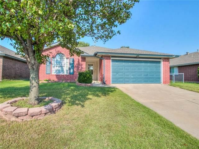 12501 Park Avenue, Oklahoma City, OK 73099 (MLS #886019) :: Homestead & Co