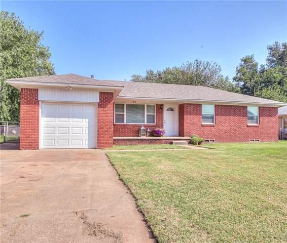 514 N Oak Street, Crescent, OK 73028 (MLS #886034) :: Homestead & Co
