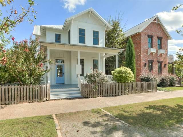 22 Boulevard Street, Eufaula, OK 74432 (MLS #886047) :: Homestead & Co