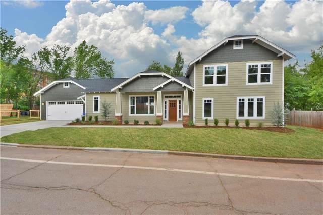 3409 N Shartel Avenue, Oklahoma City, OK 73118 (MLS #886066) :: Homestead & Co