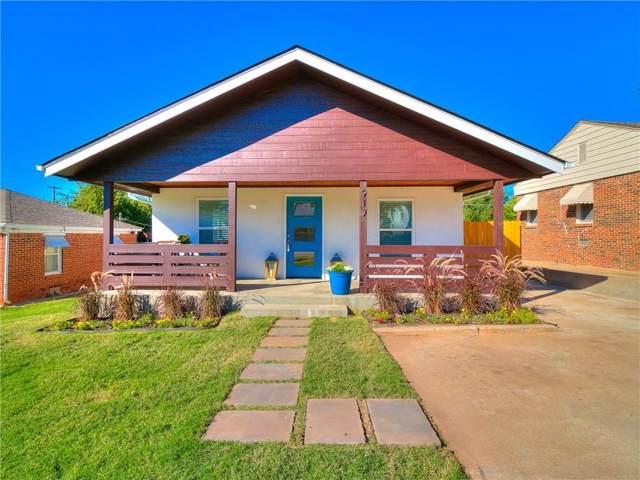 917 NW 31st Street, Oklahoma City, OK 73118 (MLS #886093) :: Homestead & Co
