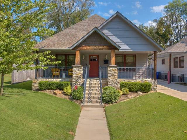 1009 S Pickard Avenue, Norman, OK 73069 (MLS #886101) :: Homestead & Co