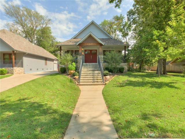 1011 S Pickard Avenue, Norman, OK 73069 (MLS #886103) :: Homestead & Co