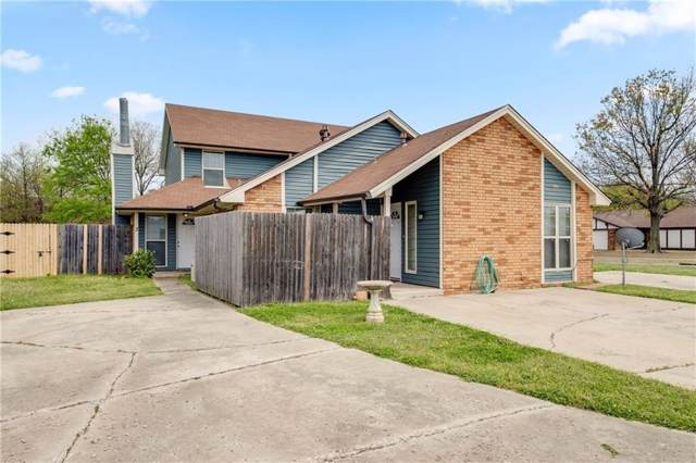 1811 Wren Street, Norman, OK 73069 (MLS #886111) :: Homestead & Co