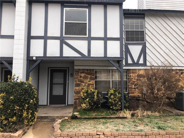 2616 N Ann Arbor Avenue #115, Oklahoma City, OK 73127 (MLS #886153) :: Homestead & Co