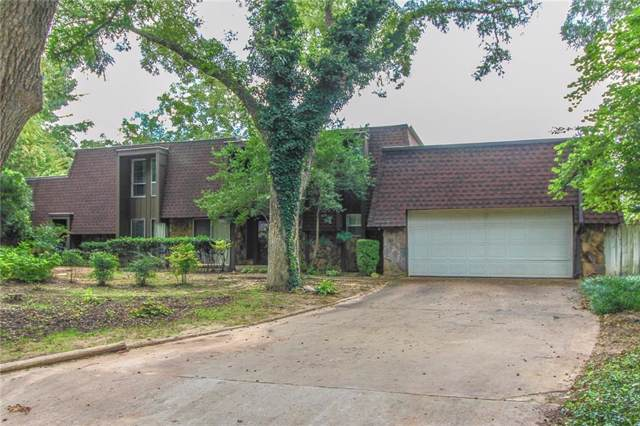 1528 Magnolia Street, Norman, OK 73072 (MLS #886171) :: Erhardt Group at Keller Williams Mulinix OKC