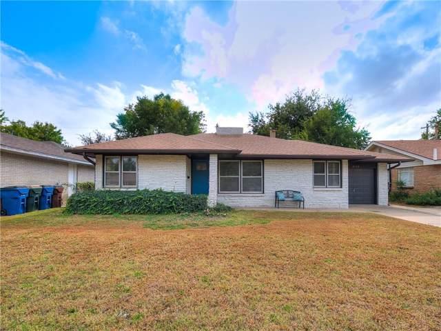2130 Barclay Road, Oklahoma City, OK 73120 (MLS #886174) :: KING Real Estate Group