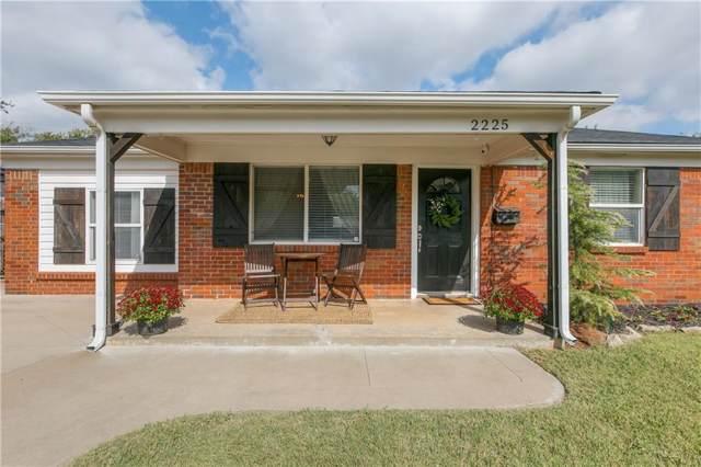 2225 Carlisle Road, Oklahoma City, OK 73120 (MLS #886197) :: KING Real Estate Group