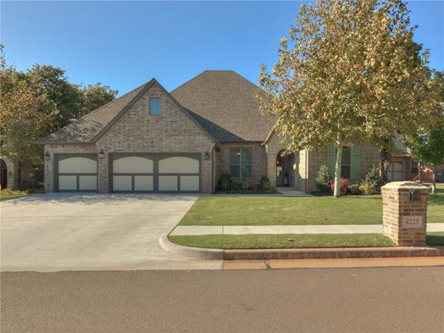 4225 Native Dancer Drive, Edmond, OK 73025 (MLS #886209) :: Homestead & Co
