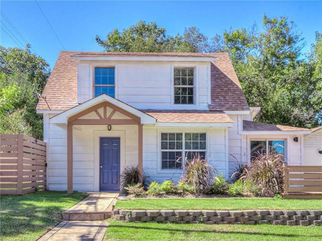 1400 NW 92nd Street, Oklahoma City, OK 73114 (MLS #886259) :: Homestead & Co